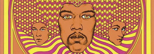 Post image for Jimi Hendrix ARE YOU EXPERIENCED 1968