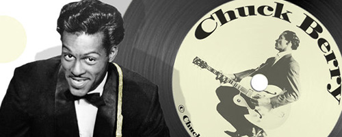 "Post image for Chuck Berry HAIL HAIL ROCK N ROLL (""School Days"") 1957"