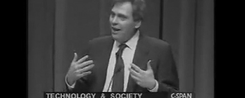 Post image for Neil Postman AMUSING OURSELVES TO DEATH 1985