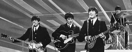 Post image for THE BEATLES ON ED SULLIVAN 1964