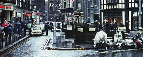 Post image for CARNABY STREET 1967