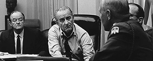 Post image for LYNDON JOHNSON 1968