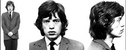 "Post image for MICK JAGGER'S ARREST 1967 ""BUTTERFLY ON THE WHEEL"""