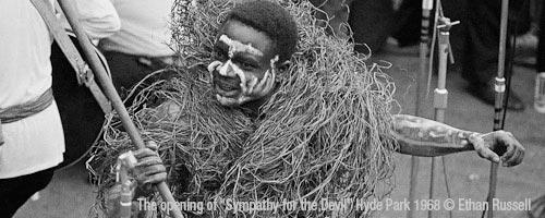 Post image for SYMPATHY FOR THE DEVIL 1969