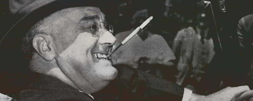 Post image for Franklin Roosevelt (A Traitor to His Class) by H.W Brands